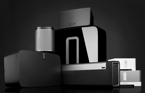 Home Entertainment Systeme mit Sonos