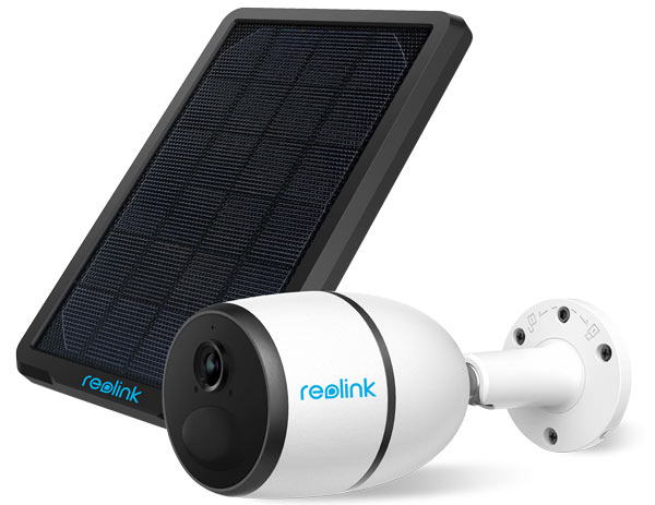 Reolink GO mit Solarpanel