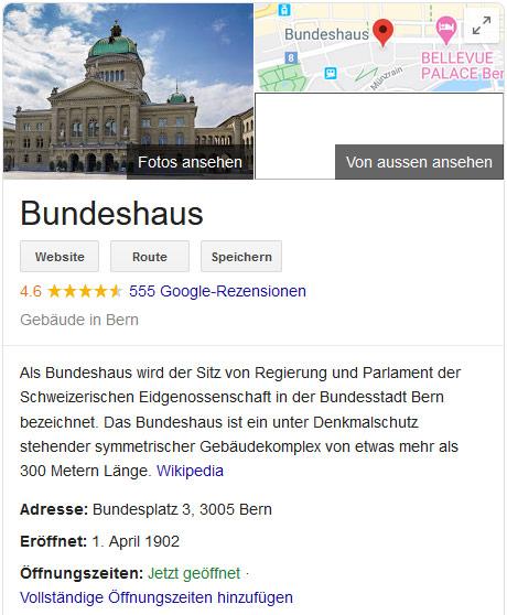 Wir optimieren Ihren Google My Business Eintrag perfekt